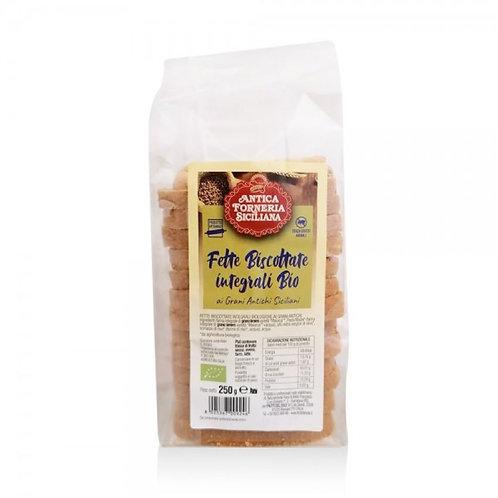 Wholewheat Fette Biscottate (crispbread) - 250g