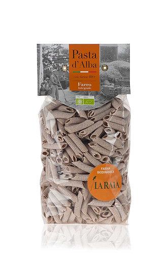 Wholegrain spelt penne 500g Pasta D'Alba
