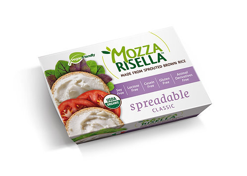 Dairy-free Spreadable Mozzarisella (Classic) - 150g