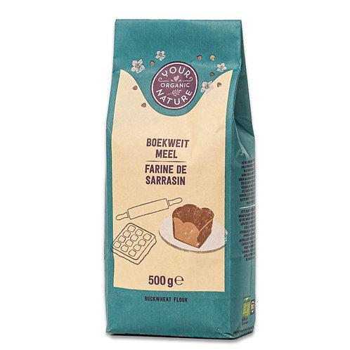 Buckwheat Flour - 500g (Your Organic Nature)