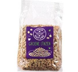 Green lentils - 400g