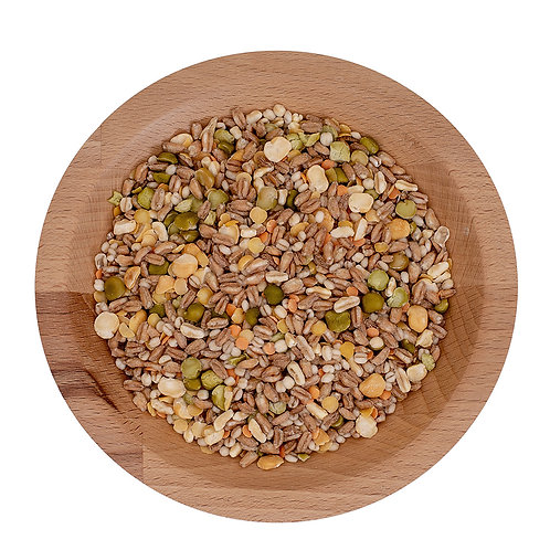 Perduta - spelt, pea & millet soup mix - 400g