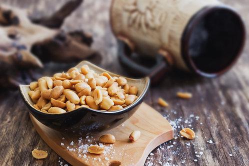 Roasted, salted peanuts - 200g