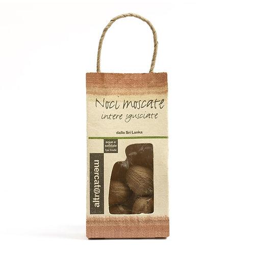 Shelled nutmeg (whole) - 20g
