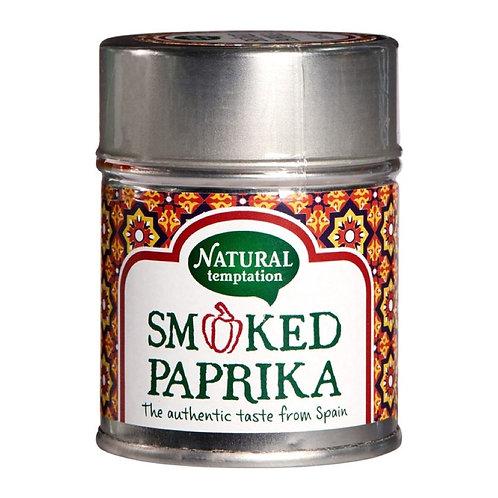 Smoked Paprika Powder - 50g (Natural Temptation)