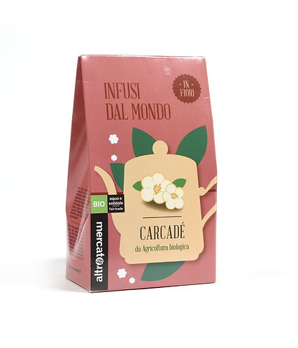 Hibiscus tea, with lemongrass - 20 bags