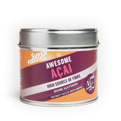 Acai Powder - 50g (Superfoodies)