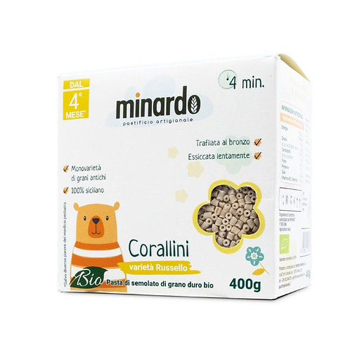 Russello Wheat Corallini - 400g (Minardo)
