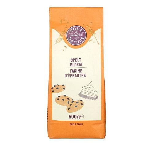 Spelt Flour - 500g (Your Organic Nature)