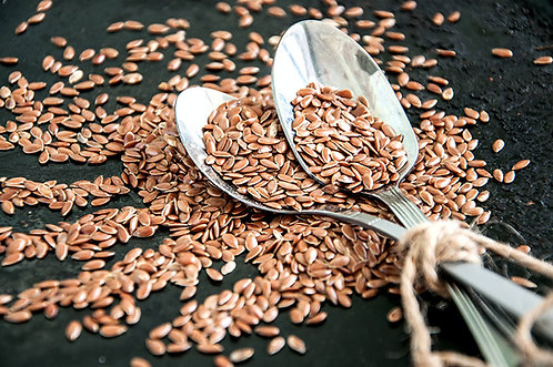 Flax seeds - 400g (India - Your Organic Nature)
