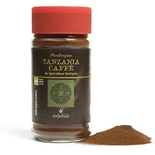 Instant Tanzanian coffee - 100g