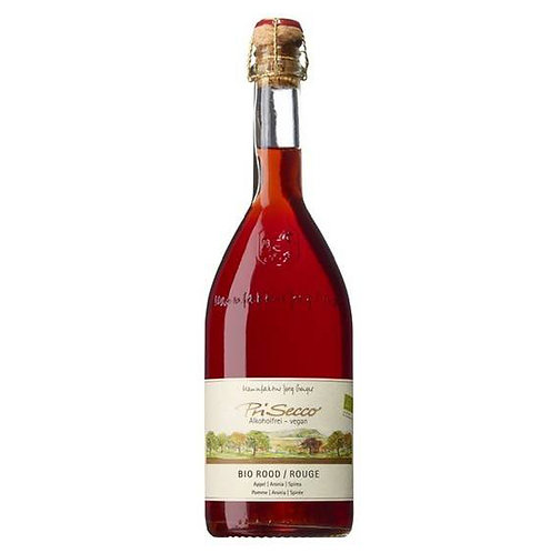 Red Prosecco (alcohol free, vegan) - 750ml