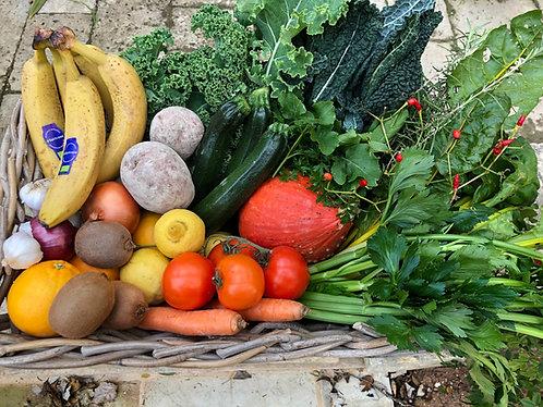 Organic Eat-a-Rainbow box - SUBSCRIPTION ONLY