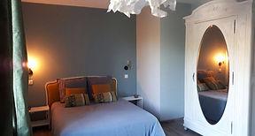 """La chambre """"Poudre d'Or"""""""