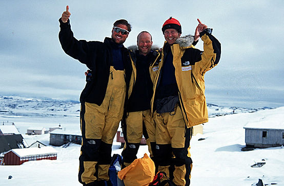 Danish South Pole Expedition 2000, Kristian Joos