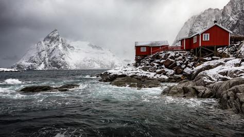 The iconic Hamnøy 2.0
