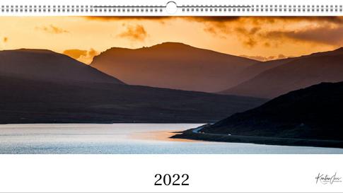 KristianJoos Photography Calendar 2022