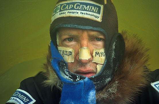 Danish South Pole Expedition 2000, Kristian Joos