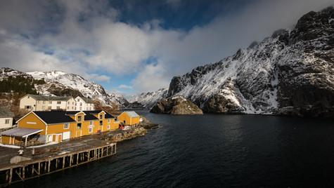 Iconic and delicious Sakrisø