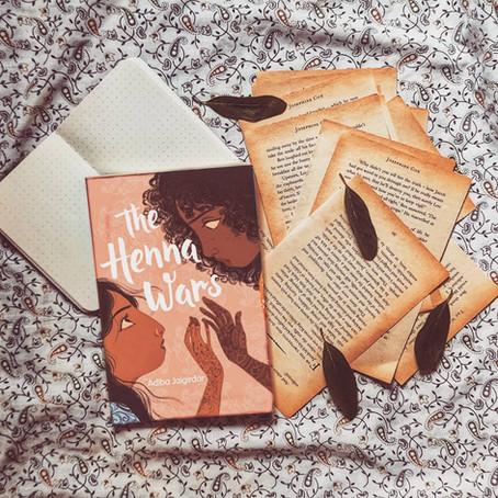 Queer Literature: The Henna Wars By Adiba Jaigirdar : South Asian Representation