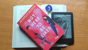 New YA Book Alert : Not Here To Be Liked By Michelle Quach