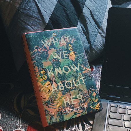 """JCB Longlisted """"What We Know About Her"""" by Krupa Ge failed to impress in many ways : Spoilers Alert"""