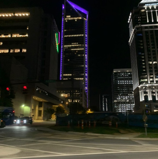Wells Fargo's Duke Energy Center