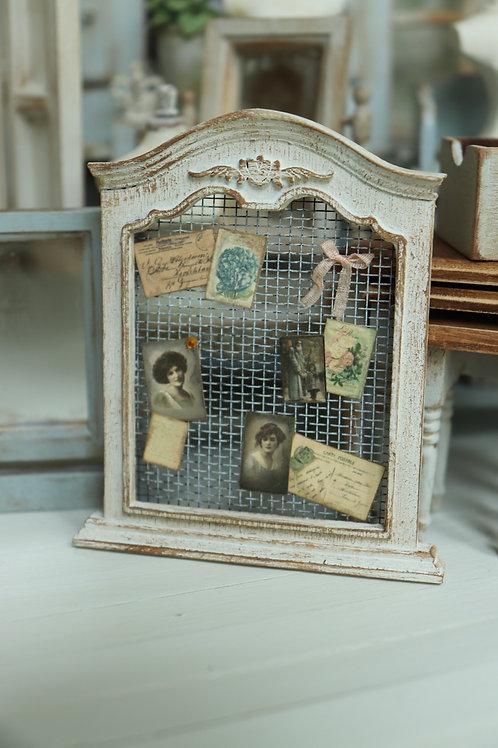 Vintage Pin Board