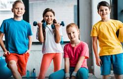 Kids Cardio and Cool Down