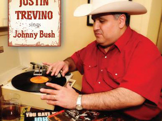 New CD Release: Justin Trevino Sings Johnny Bush