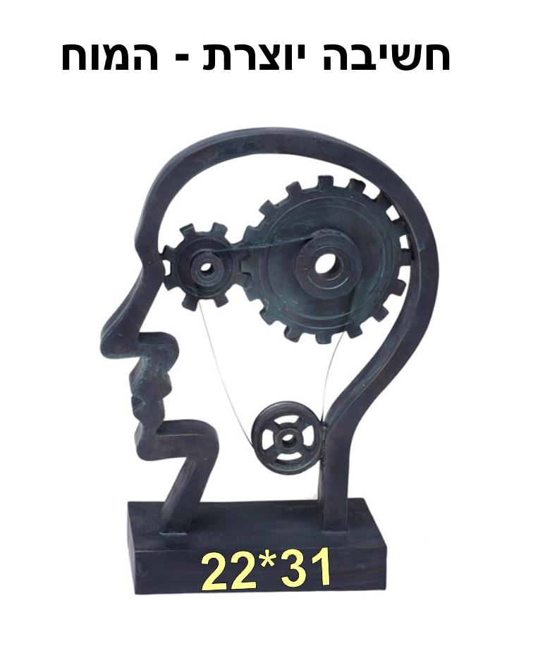 חשיבה יוצרת המוח