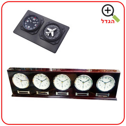 שעונים בינלאומיים