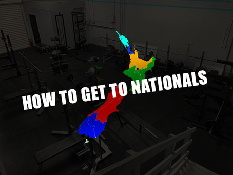 How To Qualify For the National Powerlifting Championships