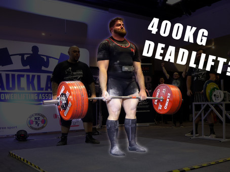 New Zealand Powerlifting Nationals | 2019 Review & 2020 Preview