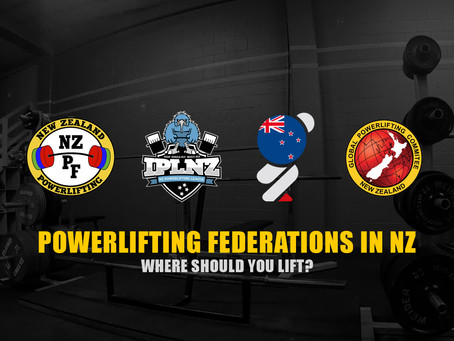 Powerlifting in New Zealand | Selecting a Federation