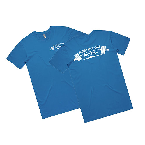 Womens North Shore Barbell Classic Tee