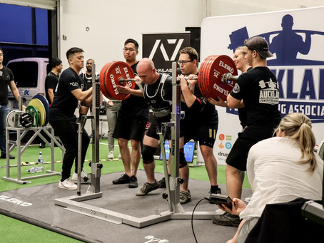 The Auckland Powerlifting Championships Review