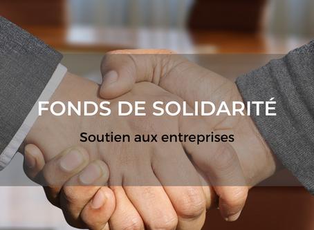 Fonds de solidarité : épidémie Covid-19
