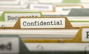 Vos comptes annuels 2019: Confidentiels ?