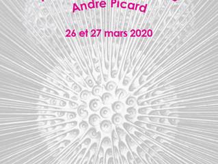 Les Journées André Picard 2020 -11ème édition ! 26-27 mars 2020, Paris