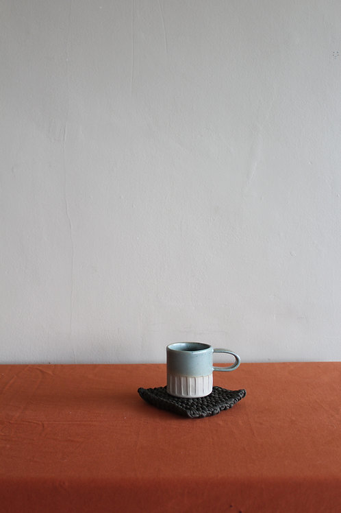 celadon coffee cup