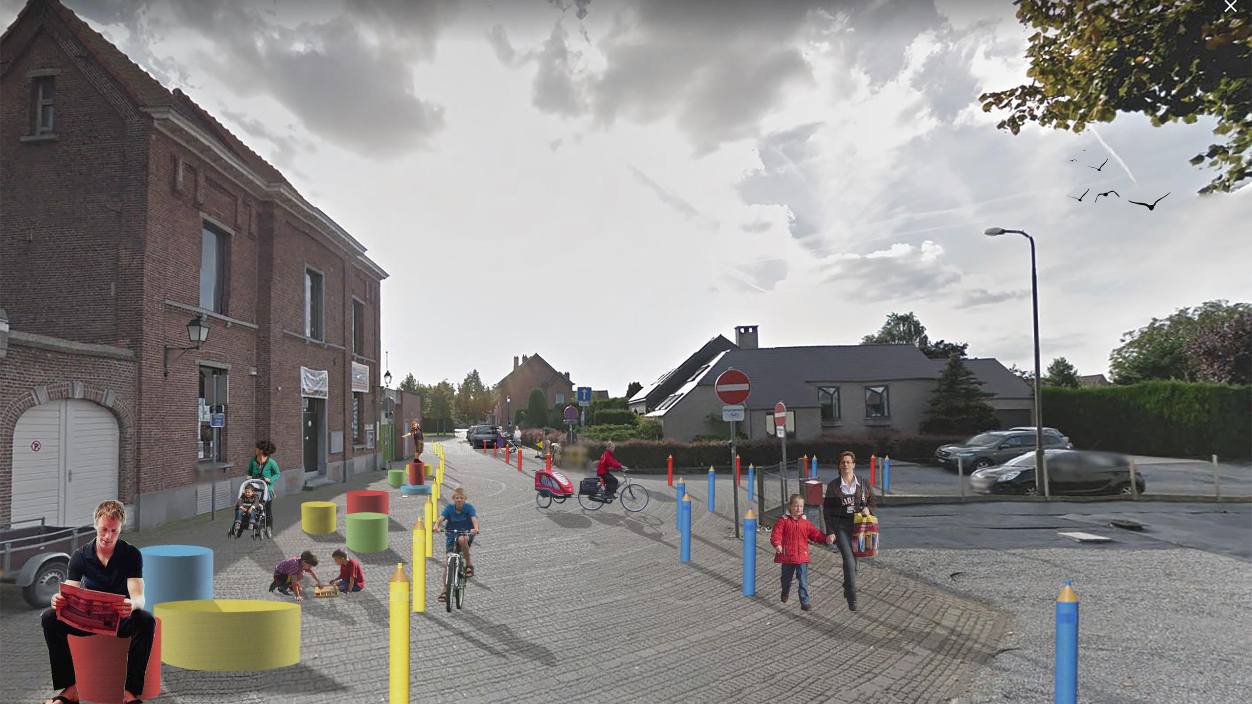 Collage Schoolstraat