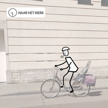 auto vs fiets cartoon_Tekengebied 1 kopi