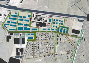 Masterplan Overpelt Fabriek