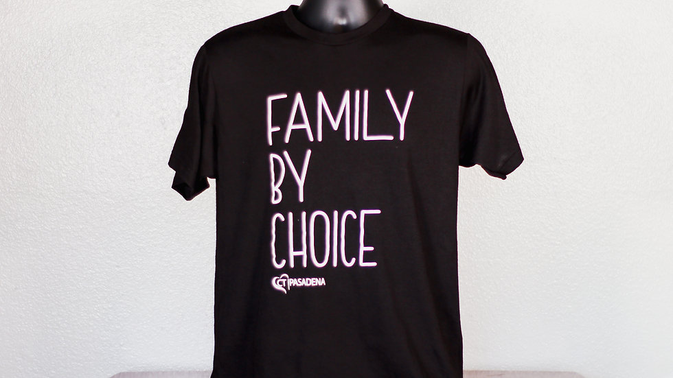 Family By Choice Tee