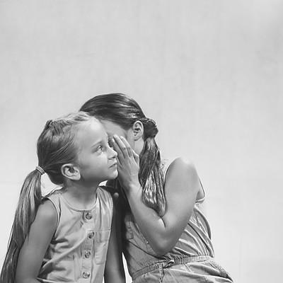 Carey Family - Headshots