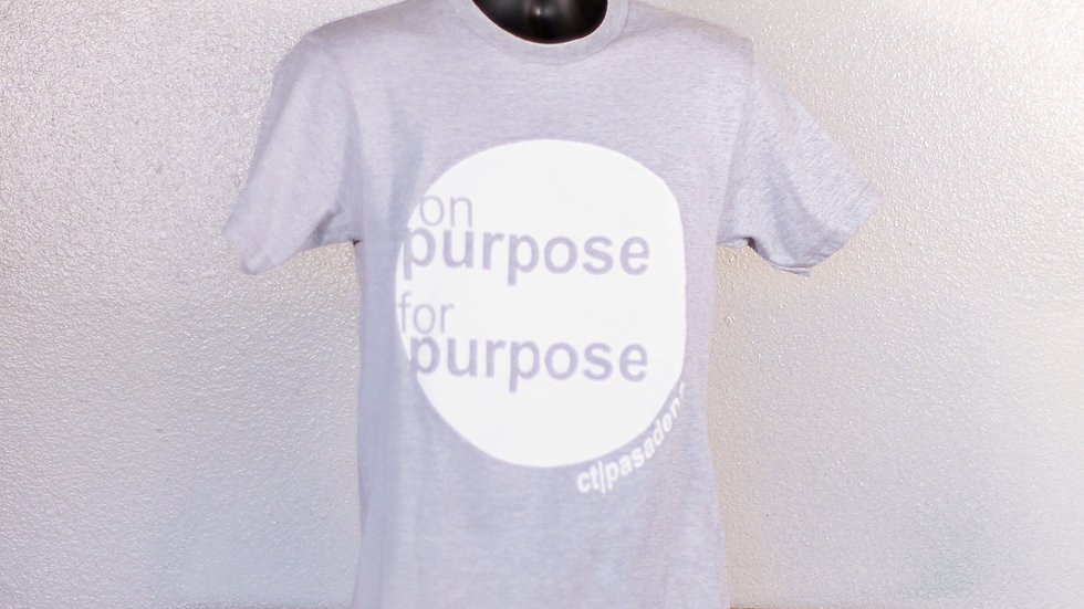 On Purpose for Purpose Tee