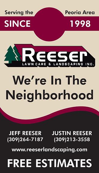 Reeser Sign