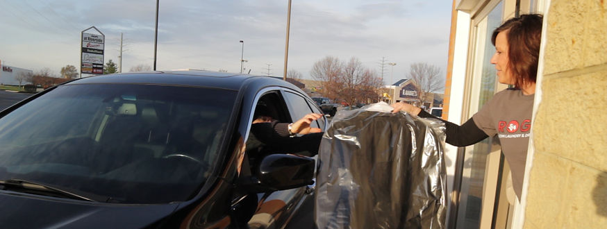 Dry Cleaning Pick-Up in East Peoria, IL