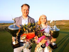Klúbbmeistarar Golfklúbbs Suðurnesja 2019